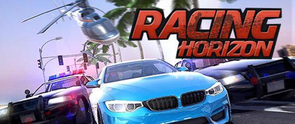 Racing Horizon: Unlimited Race - Enjoy this awesome racing game that'll have you hooked from the very first minute.
