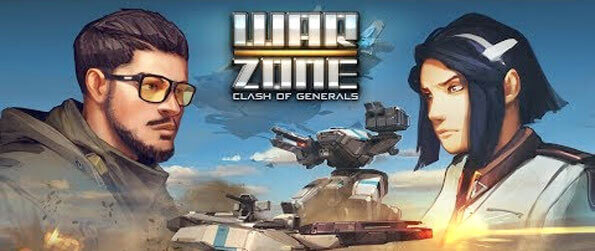Warzone: Clash of Generals - Put your strategic prowess to the test in this exciting RTS game that raises the bar for future games to come.