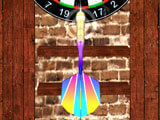 Starting a game in 3D Darts