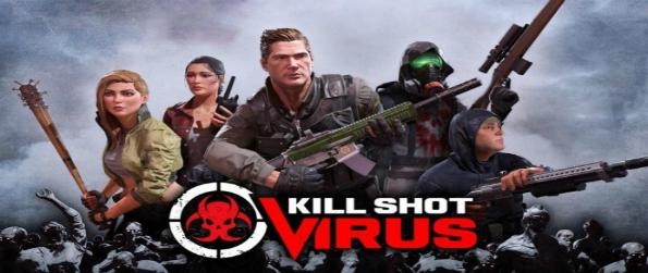 Kill Shot Virus - Shoot your way through hordes of zombies in Kill Shot Virus and prevent the spread of the epidemic.