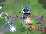 Controlling two sectors in Command and Conquer: Rivals PvP