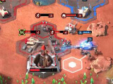 Trying to wrest control of a sector in Command and Conquer: Rivals PvP