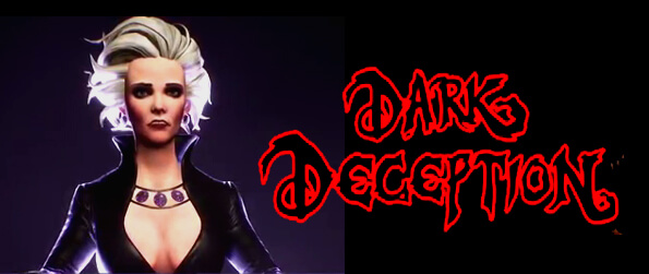 Dark Deception  - A game that will keep you running, collecting, screaming and running.