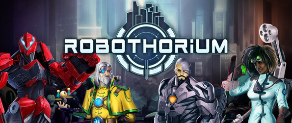 Robothorium - Assemble your robot strike team and complete missions for the faction/s of your choice in the conflict between humans and robots.