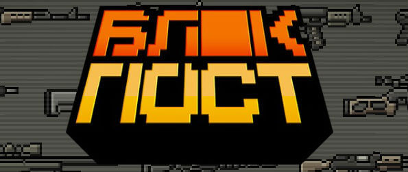 BLOCKPOST - Blast away with reckless abandon and rack up your kill score in BLOCKPOST!