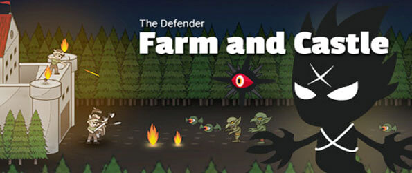 The Defender: Farm and Castle - Defend your castle from any invaders that dare threaten its safety in this exciting tower defense game that doesn't disappoint.