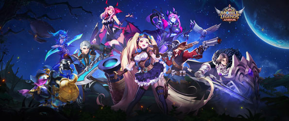 Mobile Legends: Adventure  - Explore the fantastic world of Mobile Legends and learn all about the mythical lore!