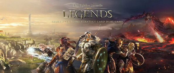 The Elder Scrolls: Legends - Dive into the world of Elder Scrolls franchise with The Elder Scrolls: Legends.