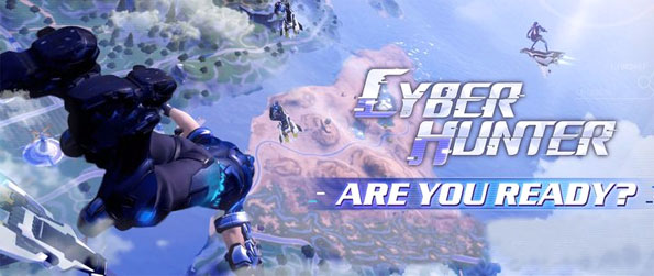 Cyber Hunter - Take out your enemies in this captivating battle royale game in which there's never a dull moment.