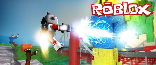 Roblox - Great Game Builder Platform!