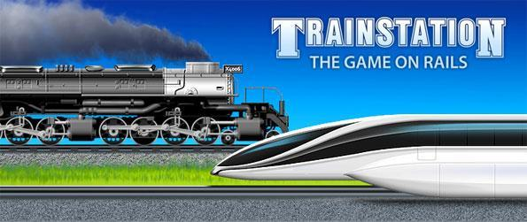 Train Station: The Game on Rails - Enjoy a fantastic train game, full of beautiful engines and the chance for large profits.