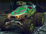 RACE: Rocket Arena Car Extreme browsing vehicles