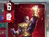 Thanos in Marvel Duel