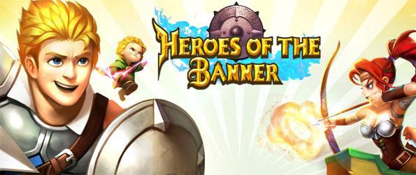 Heroes of the Banner - Save the world from the schemes of Loki in a brilliant mix of MMORPG and Tower Defense.