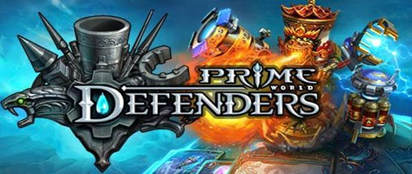 Prime World: Defenders - Battle monsters and more in a stunning tower defense game with fun CCG elements.