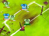 Gameplay for Campo Kickers