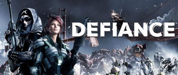 Defiance - Step into a stunning 3D MMOFPS set in the near future where humanity and aliens must coexist.