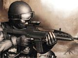 Mission Against Terror Soldiers