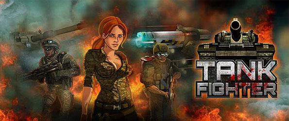 Tank Fighter - It is the year 2019 and the world as you know it is no more. In this dog eat dog world only the strongest will survive in this brilliant tank strategy game!