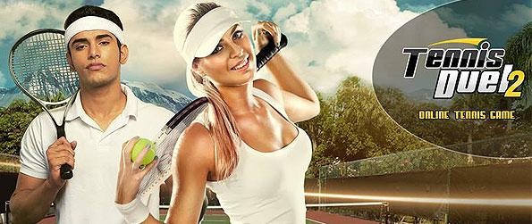 Tennis Duels 2 - Manage a tennis player make it to the top ranks as you progress in this wonderfully extensive simulation game of the sports in Facebook.
