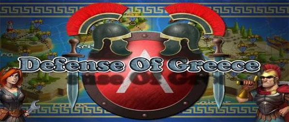 Defense of Greece - Battle swarms of enemies and use different tactics to defeat the increasingly difficult levels in this wonderful tower defense game.