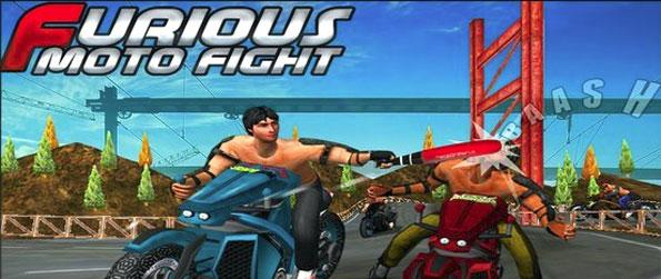 Furious MotoFight - Take out your opponents in high octane races in this highly addictive racing game.