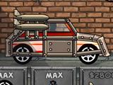 Upgraded Car in Lethal Race