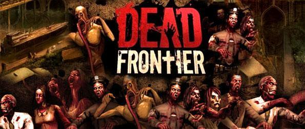 Dead Frontier - Survive a zombie filled world in a stunning free MMO.