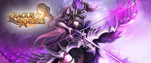 League of Angels - Use the power of angels as you fight evil in this stunning browser game.