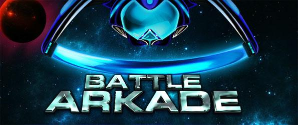 Battle Arkade - Navigate through space in your spaceship, complete levels and unlock cool features in Battle Arkade!