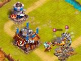 Royal Arena: Destroying the Enemy