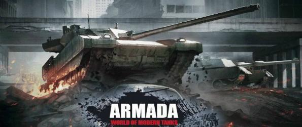Armada: Modern Tanks - Drive into the battlefield with your big, mean, fighting machine and vanquish your enemies.