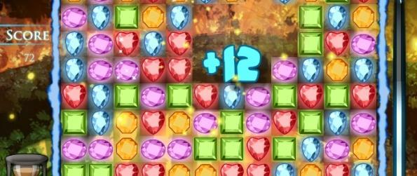 Frenzy Gems - Test Your Observation Skills In Frenzy Gems!