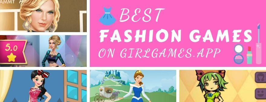 Best Fashion Games on GirlGames.app large
