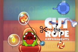 Cut the Rope: Experiments thumb