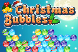 Christmas Bubbles thumb