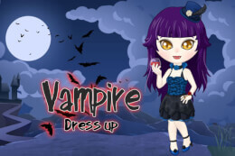 Vampire Dress-Up thumb