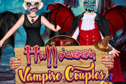 Halloween Vampire Couples thumb