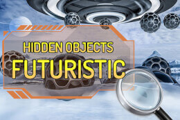 Hidden Objects Futuristic thumb