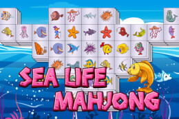 Sea Life Mahjong thumb