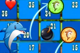 Dolphin Dice Race thumb