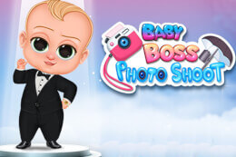 Baby Boss Photo Shoot thumb