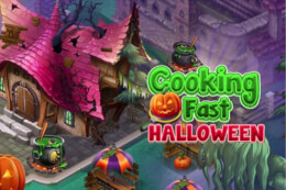 Cooking Fast Halloween thumb