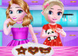 Little Girls Kitchen Time game