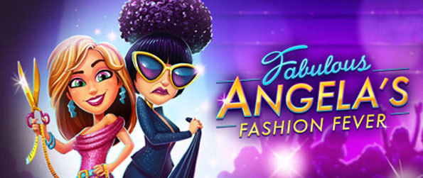 Angela's Fashion Fever - Lend Angela a hand as she runs Sally's boutique in this fun time management game!