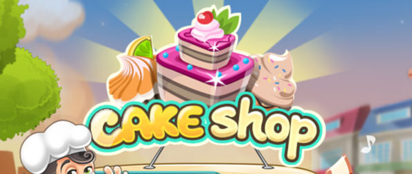 Cake Shop - Manage your very own cake shop in this fun simulation game!