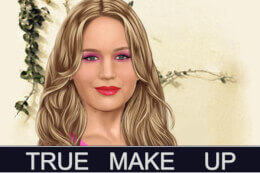 Jennifer Lawrence True Make Up thumb