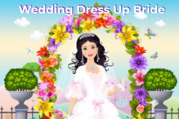 My Perfect Bride Wedding Dress-Up thumb