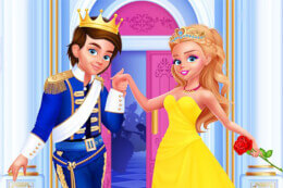 Cinderella & Prince Wedding thumb
