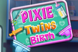 Pixie Twins Birth thumb